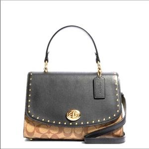 Coach Sidnature Tilly Satchel